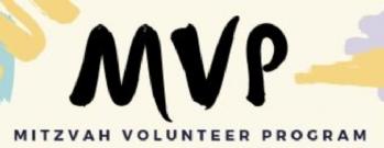 MVP | Mitzvah Volunteer Program
