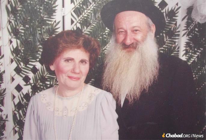 Rabbi Avraham and Rivkah Karp were pillars of the Montreal Jewish community for decades.
