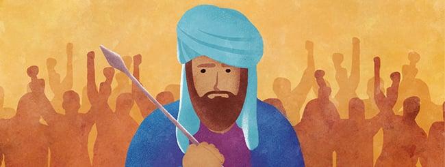 Les maîtres 'hassidiques: Le zèle de Pin'has