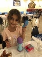 Chanukah Candle Workshop  December 18, 2019