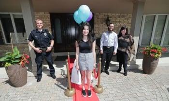 Gov. Evers awards Friendship Circle's Jewish teen leaders