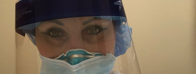 How 'Torah Breaks' Help One COVID Nurse Draw Strength and Calm in Chaos