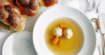 Chicken Soup & Challah Pick Up