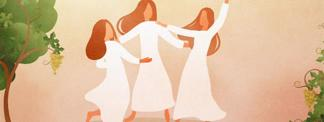 The Dancing Maidens of Jerusalem