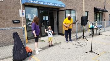 Concert with Rabbi B & Ice Cream