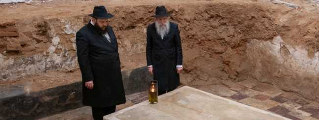 July 2020: Discovering the Real Resting Place of Rabbi Levi Yitzchok of Berdichev