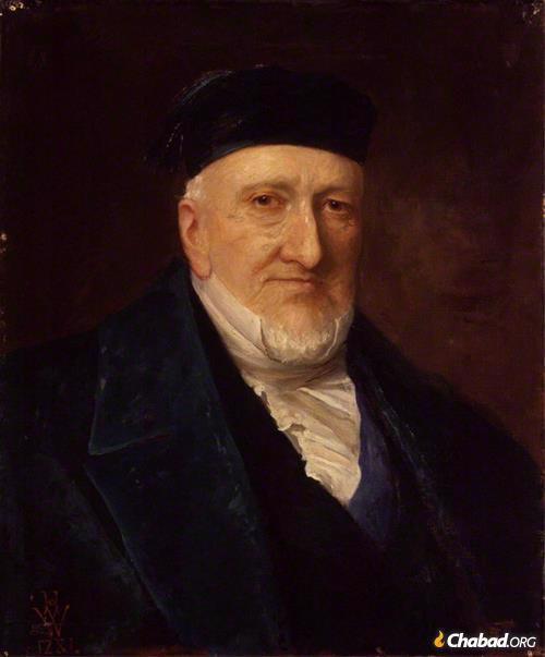 סר מוזס חיים מונטיפיורי היה מממן ובנקאי בריטי שעבד ללא לאות מטעם יהודים בכל מקום.
