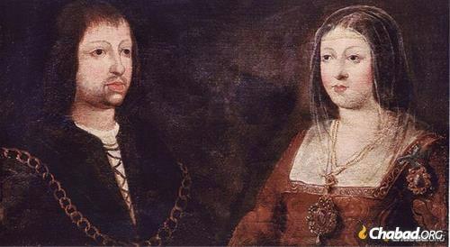 איזבלה ופרדיננד ידועות בכך שהשלימו את הרקונקיסטה, והורות על גיור היהודים והמוסלמים בספרד.