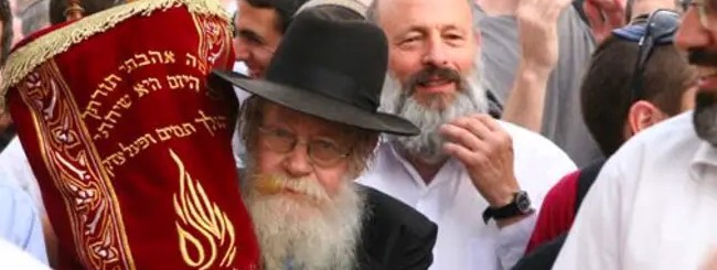 August 2020: Rabbi Adin Even-Israel (Steinsaltz), 83, Renowned Scholar, Author and Devoted Chassid