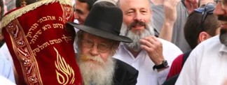 Le Rav Adin Even-Israel (Steinsaltz), 83 ans, érudit et auteur renommé et 'hassid dévoué