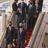 Momento Histórico: Avião da El Al pousa nos Emirados Árabes Unidos