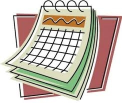 Hebrew School Calendar - 5781 (2020-21)