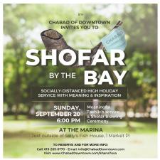 Shofar By the Bay