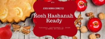 Rosh Hashanah Cooking Club