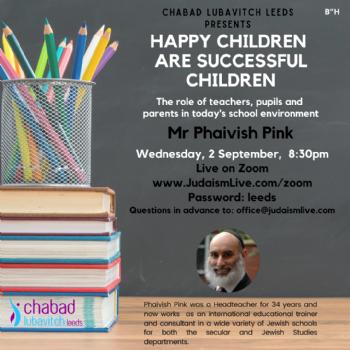 Happy Children are Successful Children