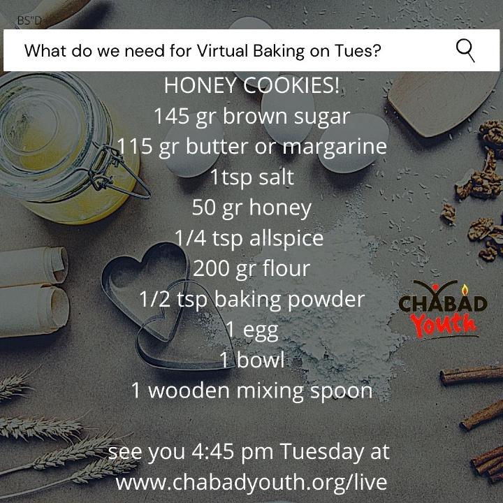supplies for baking honey cookies.jpg
