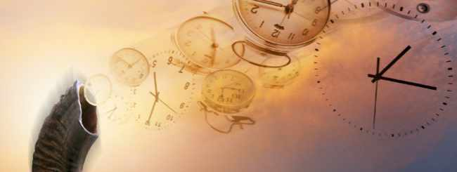 Essays: Rosh Hashanah and the Warping of Time