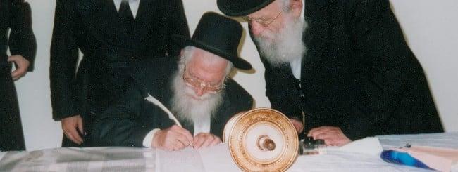 Rabbi Zalman Nechemia Goldberg, 89, Teacher and Guide to Thousands
