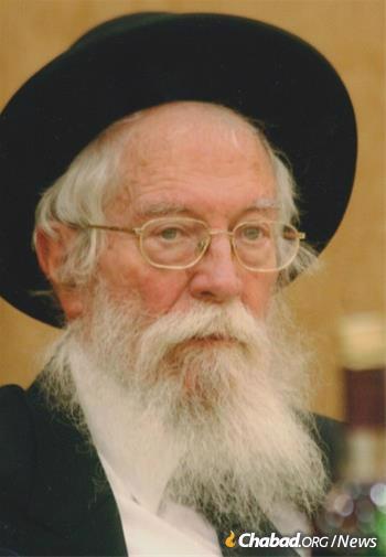 Rabbi Zalman Nechemia Goldberg
