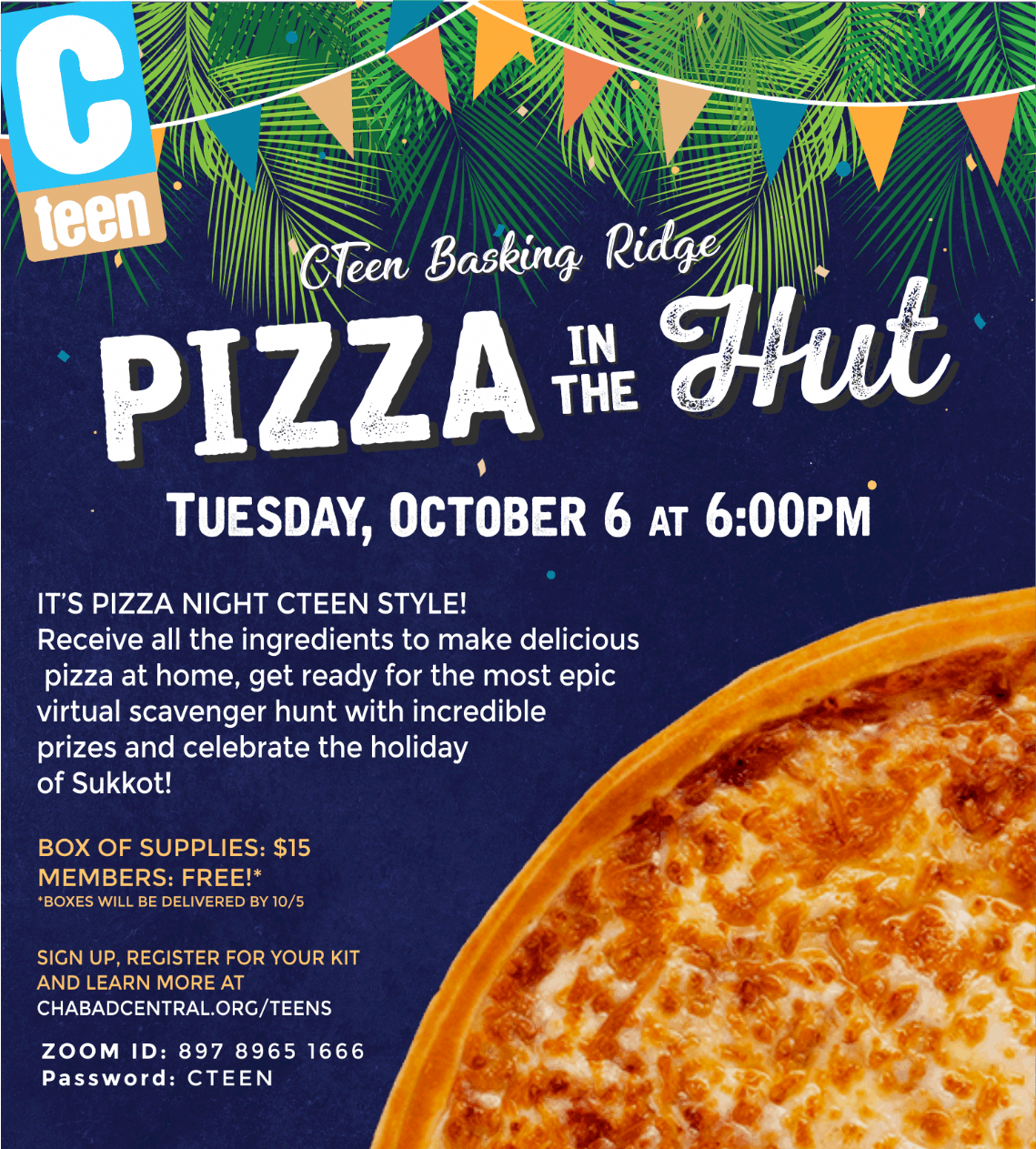 Pizza in the Hut Flyer.png
