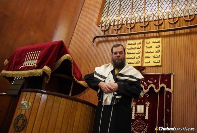 A pre-recorded sermon by Rabbi Yossy Goldman of Johannesburg, South Africa, will be featured at a pre-Yom Kippur Yizkor event that will be broadcast on Sept. 27.