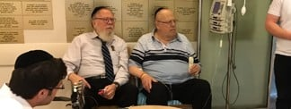 Avraham Lider, 61, A Life Dedicated to Helping Others
