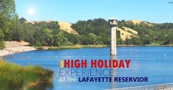 High Holiday Experience - Tashlich ceremony!