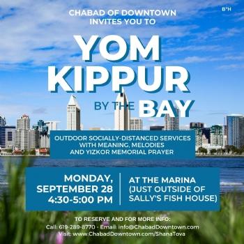 Yom Kippur By the Bay