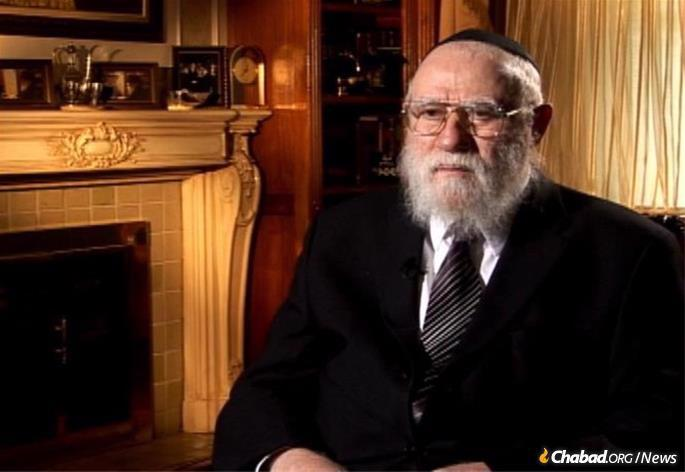 Rabbi Chaim Ciment was a leading Jewish educator in New England for more than seven decades. (Photo: JEM)