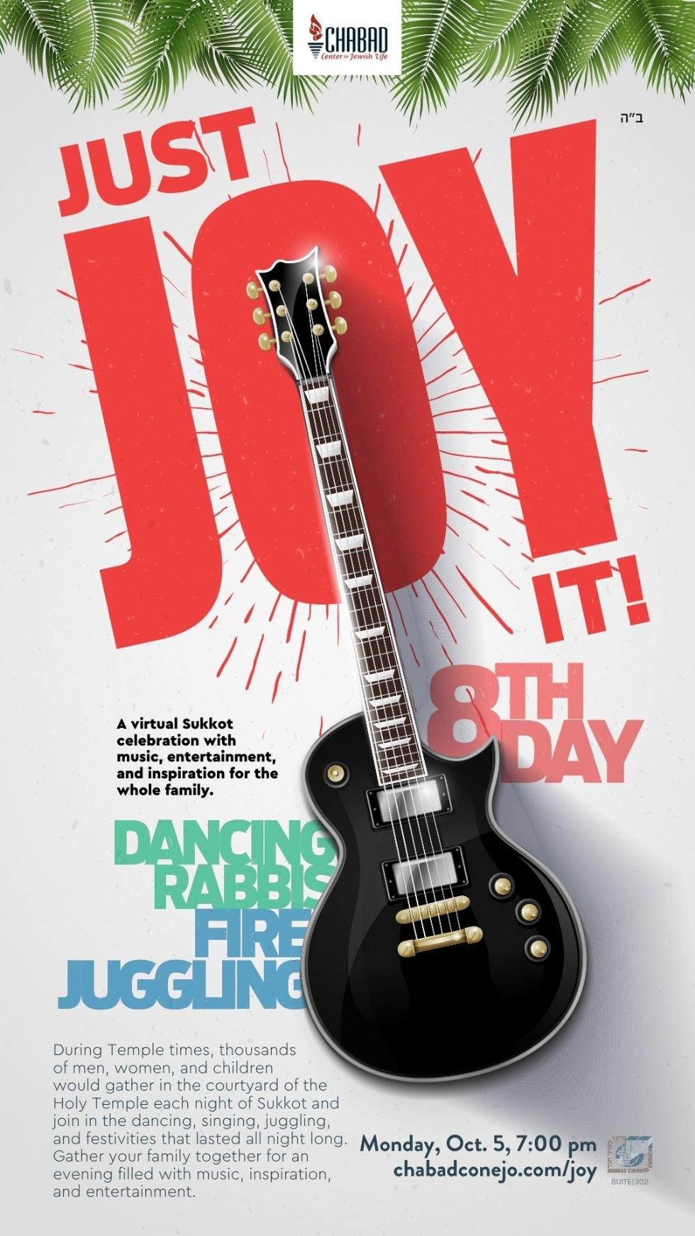 Just Joy It - Event Details