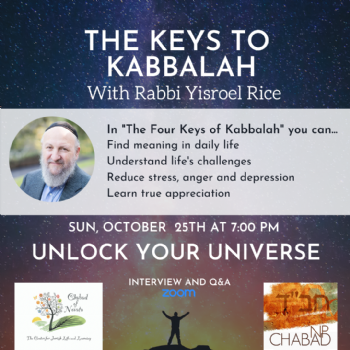 The Keys to Kabbalah