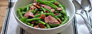 Pastrami Green Beans