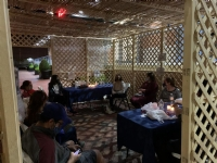 YJP Supper In The Sukkah