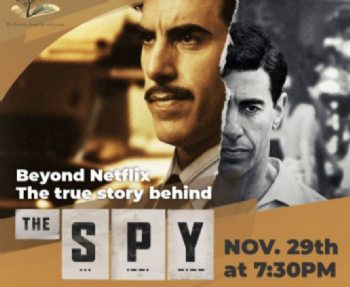 Beyond Netflix: The True story Behind The Spy