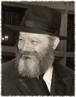 The Rebbe 1953