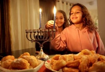 Host a Chanukah Party!
