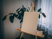 Motivational Message Canvas Art