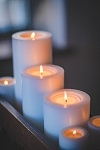 DIY Essential Candles