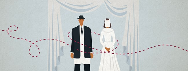 Chassidic Stories: The Marriage That Was Meant to Be