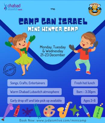 CGI Mini Winter Camp 2020