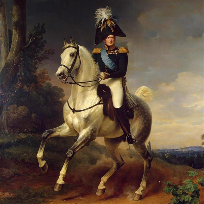 Czar Alexander I of Russia