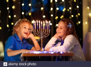Chanukah TOGETHER @ Home | On ZOOM