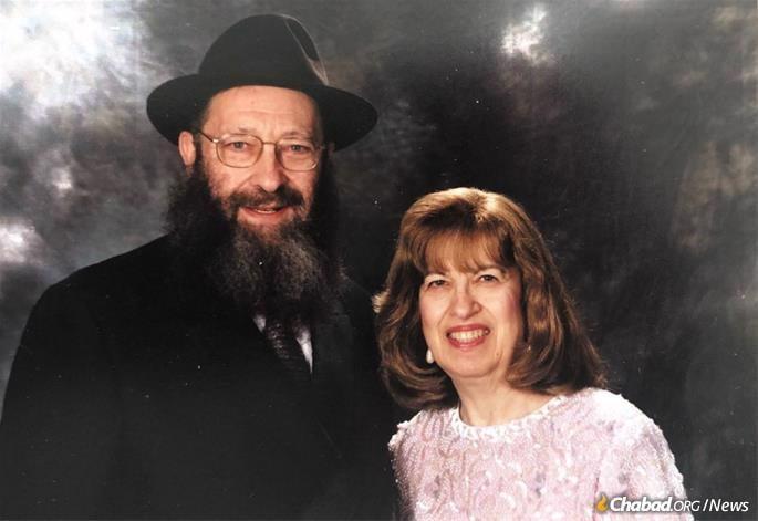 Yitzchok and Reitza Kosofsky were stalwarts of the Chicago Jewish community for decades.