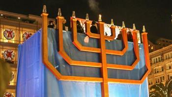 Covid-19 Chanukah