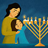The First Time I Celebrated Chanukah
