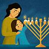 Chanukà mi ha insegnato ad essere fiera di essere ebrea