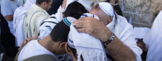 פרשת ויחי: הפוסטר היהודי: איך שני נערים כמעט אלמונים הפכו להיות ברכת הבנים?