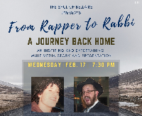 From Rapper to Rabbi: A Journey Back Home