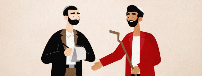 Parshah (Weekly Torah): Moses Returns