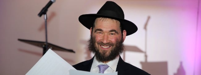 Rabbi Yehuda Dukes, 39, Inspired Thousands in Health and in Sickness